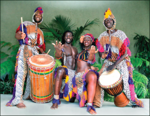 African Dance and Drum 2