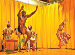 African Dance and Drum 3