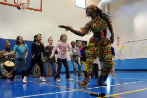 African Dance and Drum 6