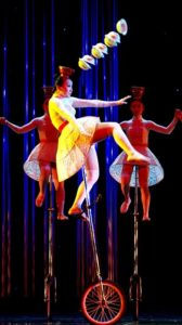 Chinese Acrobats 13