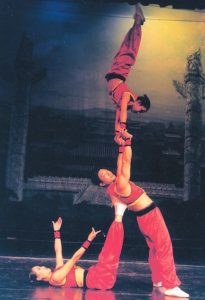 Chinese Acrobats 2