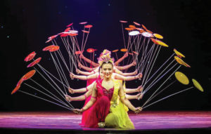 Chinese Acrobats 21
