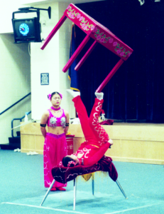 Chinese Acrobats 22