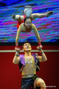 Chinese Acrobats 25