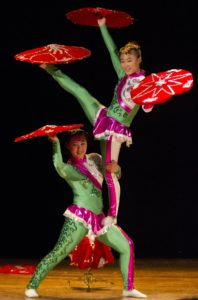 Chinese Acrobats 28