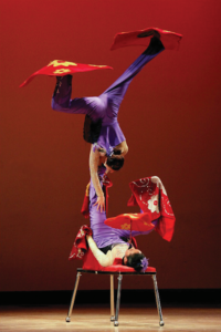 Chinese Acrobats 6