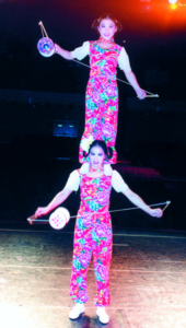 Chinese Acrobats 7
