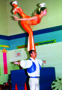 Chinese Acrobats 8