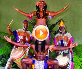 African Dance video