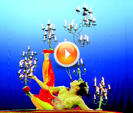 Chinese Acrobats video